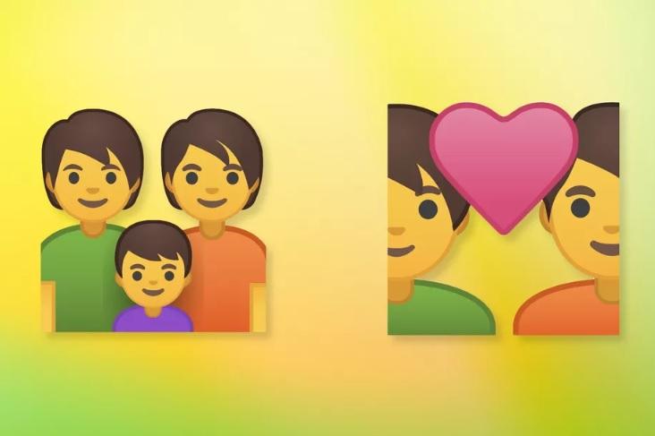 Google'dan Cinsiyete Duyarlı Yeni Emojiler Geldi!!