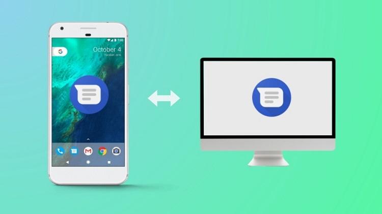 Android Mesajları Artık Web'te!! Şimdi WhatsApp düşünsün