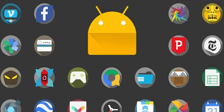 Hoşunuza Gidecek Android Simge Paketleri
