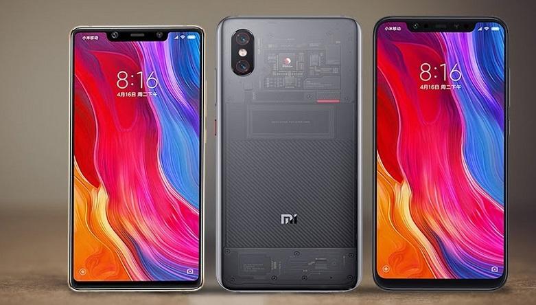 Xiaomi Mi 8 modeller rekorla başladı