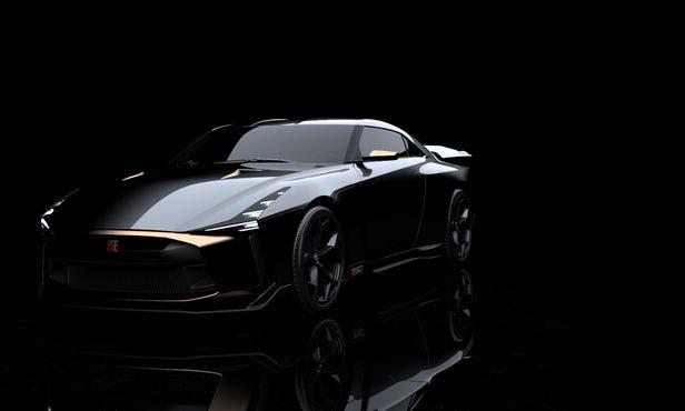 Nissan Ve Italdesign Ekibi Yeni GT-R'ı Tasarlıyor!