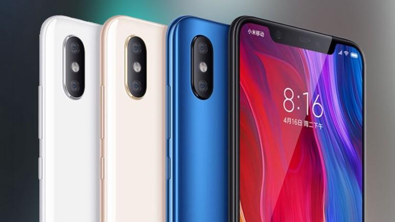 Xiaomi Mi 8 Avrupa fiyatı belli oldu! Fiyat rekabetçi görünüyor