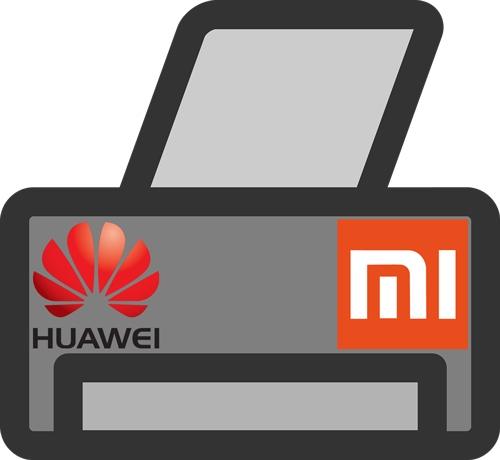 Xiaomi ve Huawei