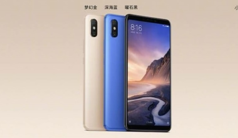 Xiaomi Mi Max 3 özellikleri resmi olarak açıklandı
