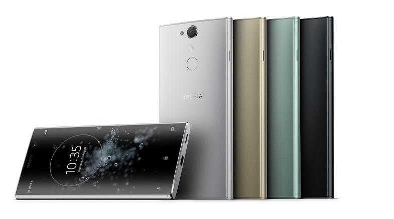 Xperia XA2 Plus tanıtıldı! Sony'den sürpriz telefon
