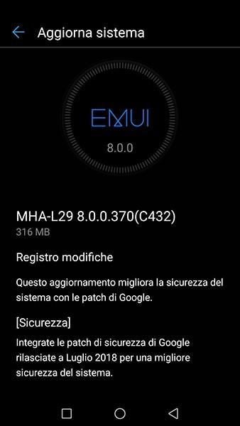 Huawei Mate 9 için önemli bir güncelleme