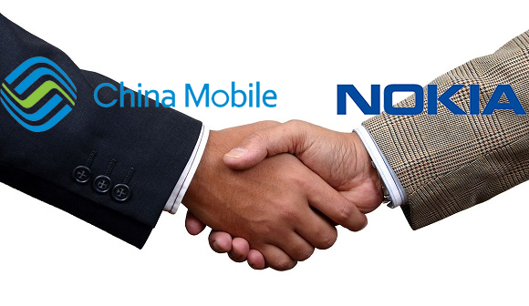China Mobile Nokia'ya 1 milyar dolar verdi!