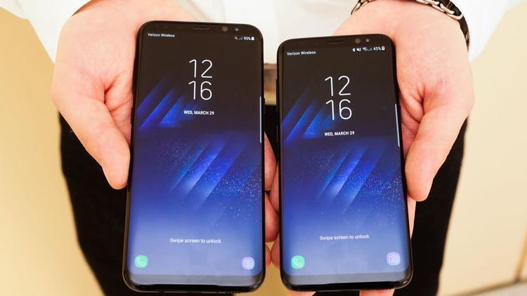 Galaxy S8 ve Galaxy S8 Plus için önemli bir güncelleme başladı