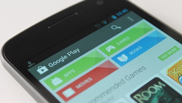 Google Play Store yeni sürüm