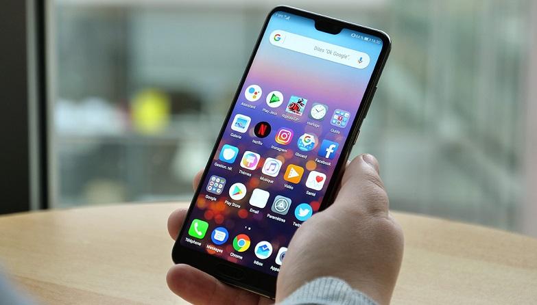 Huawei P20 Pro için yeni bir güncelleme başladı