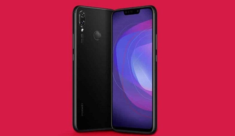 Huawei P Smart Plus yeni bir güncelleme alıyor