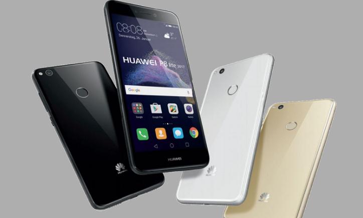 Huawei P8 Lite 2017 için Android 8.0 Oreo güncellemesi başladı