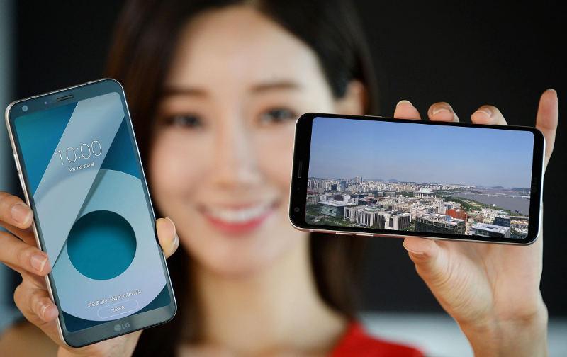 LG'den sürpriz Android 8.1 Oreo güncellemesi