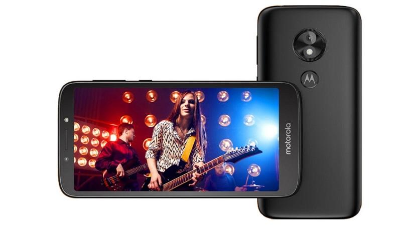 Bedavadan biraz pahalı Moto E5 Play tanıtıldı