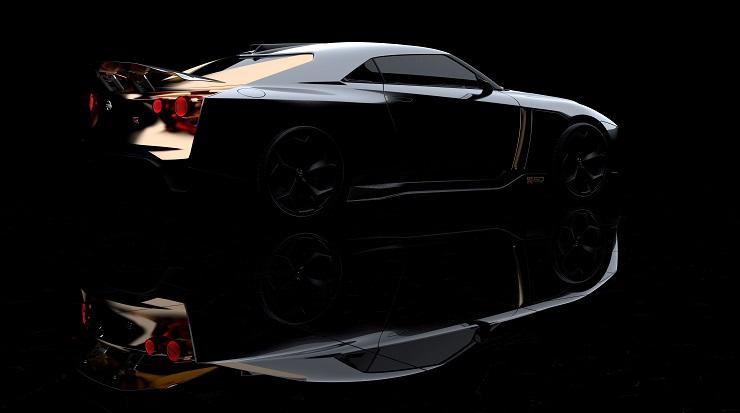Efsaneler ölmez; sadece şekil değiştirir! Nissan GT-R50 tanıtıldı!