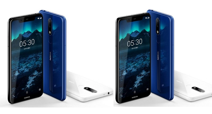 Çentikli ve çift kameralı Nokia X5 resmen tanıtıldı! Çarşı fena karışacak beyler!!!
