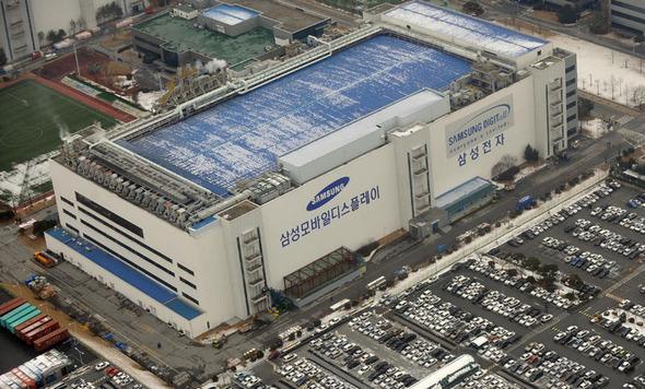 Samsung Hindistan'da dünyanın en büyük fabrikasını açıyor