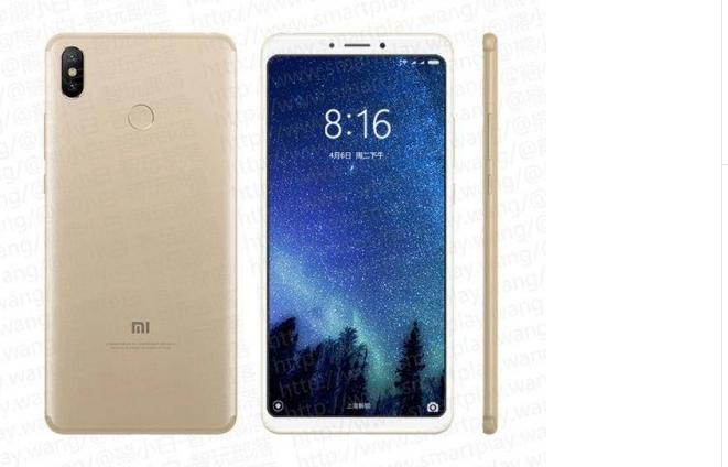 Xiaomi Mi Max 3 Gold rengi ile karşımızda!