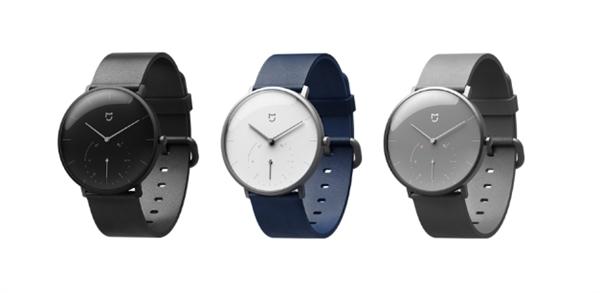 Klasik saat sevenlerin yeni tercihi Xiaomi Mijia Quartz