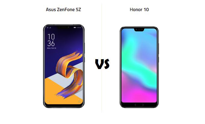 Honor 10 Ve Asus Zenfone 5Z Karşı Karşıya!