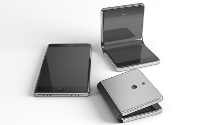 Huawei Katlanabilir Akıllı Telefon Yarışında Samsung'u Geçebilir!