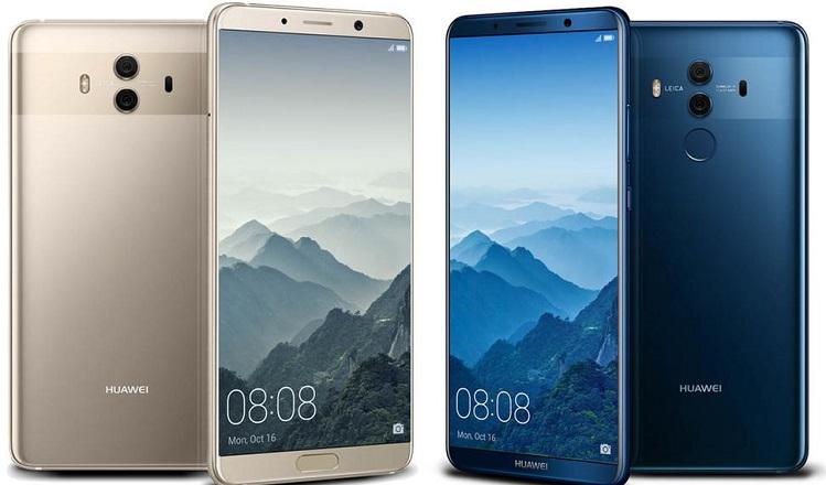 Huawei Mate 10 ve Mate 10 Pro için Android 8.1/EMUI 8.1 güncellemesi başladı