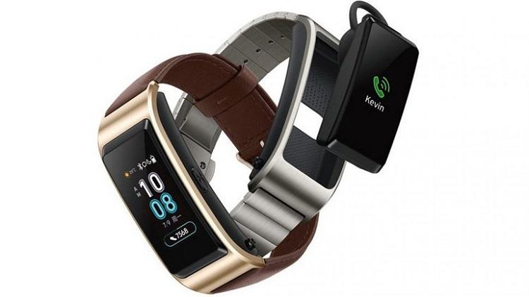 Huawei TalkBand B5 kanlı canlı karşınızda!
