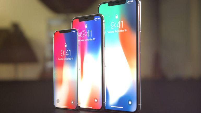 Apple ve LG'den iPhone için dev ortaklık!