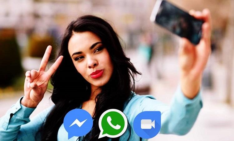 Android için en iyi 8 görüntülü sohbet uygulaması