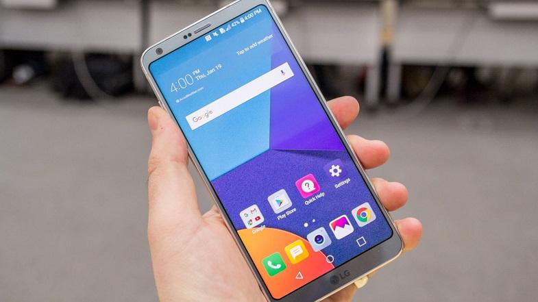 LG G6 için yapay zeka güncellemesi başladı