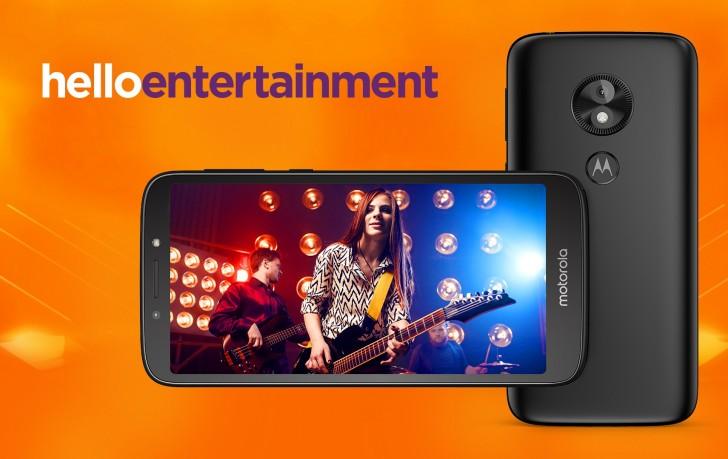 Moto E5 Play Android Go Edition Tanıtıldı!