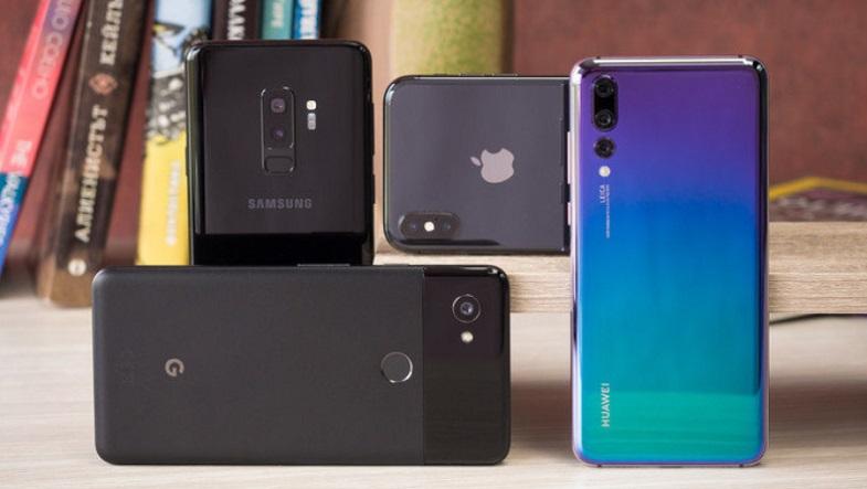 Dünyanın en çok akıllı telefon satan üreticileri açıklandı!