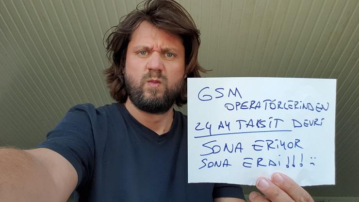 GSM Operatörlerine Taksit Yasağı Geliyor! 24 Ay Taksit Tarih Oluyor!!!