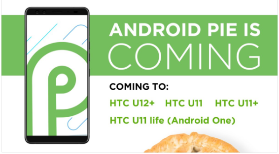 """HTC Android Pie açıklaması yaptı! """"Biz daha ölmedik!!!"""""""
