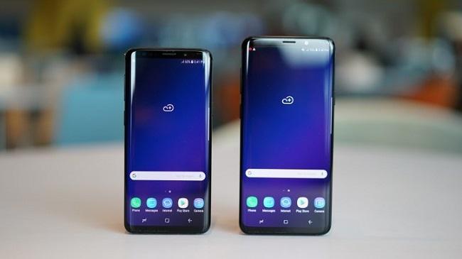 Samsung Galaxy S9 Plus Android 9 Pie müjdesi geldi