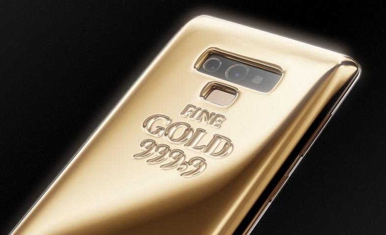 Bu Galaxy Note 9 tam 370 bin TL değerinde!