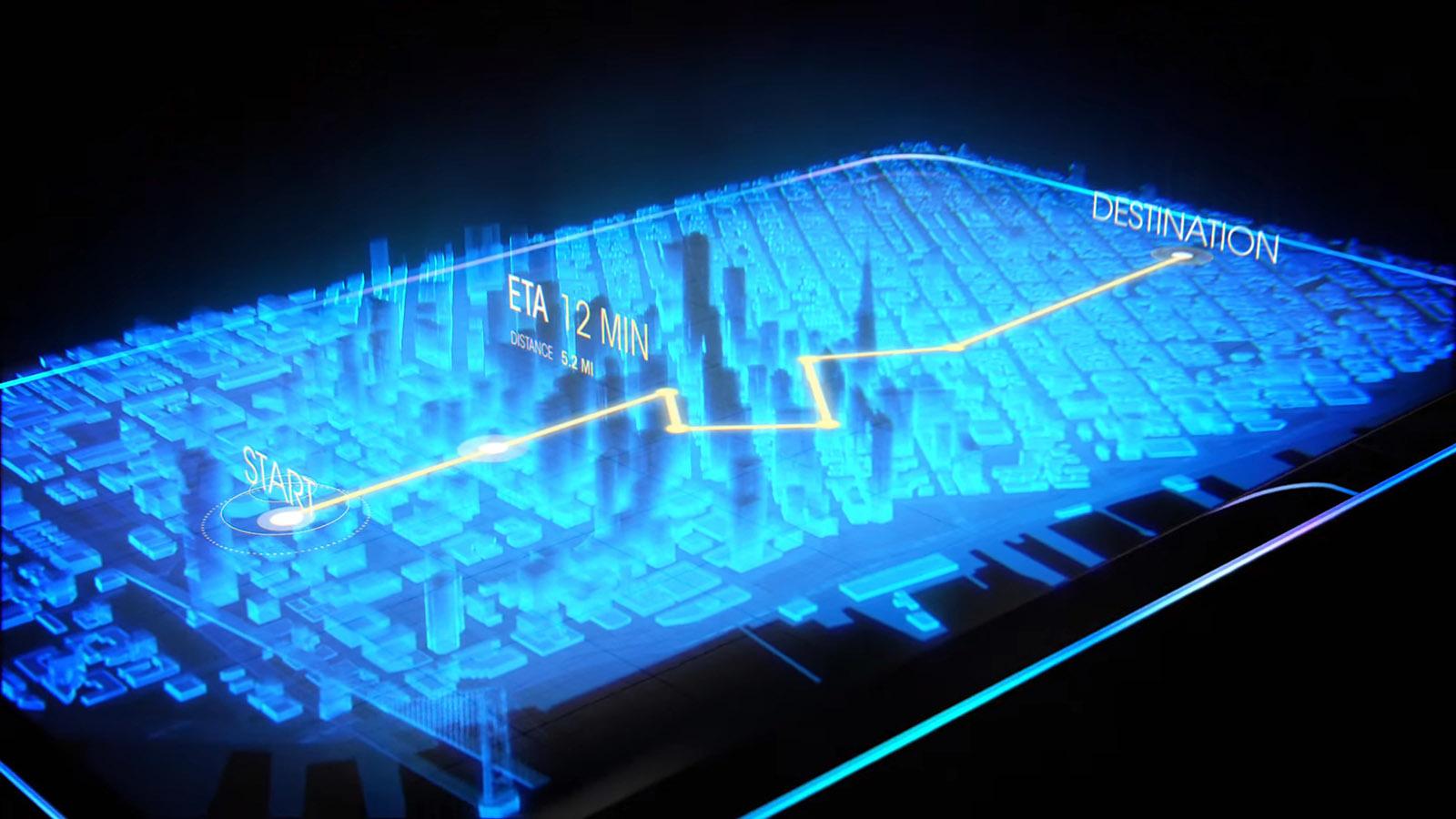 Holografik Ekranlı Akıllı Telefonlar Ne Zaman Tanıtılacak?