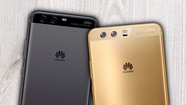 Huawei P10 ve P10 Plus için yeni güncellemeler!