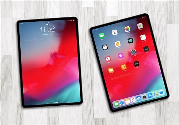 iPad Pro 2019 sızdırıldı! Bir devir sona eriyor…