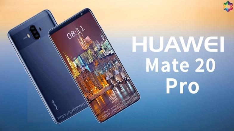 Huawei Mate 20 serisi sızdırıldı! Birçok detay ortaya çıktı