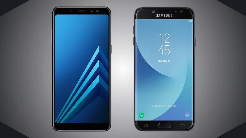 Samsung Galaxy A9 ve Galaxy J4 Prime sürpriz renklerle gelecek