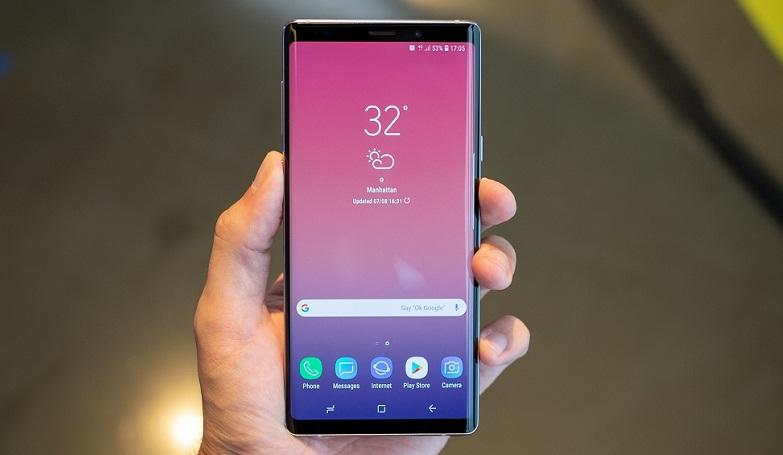 Samsung Galaxy Note9 yakından göz atıyoruz!