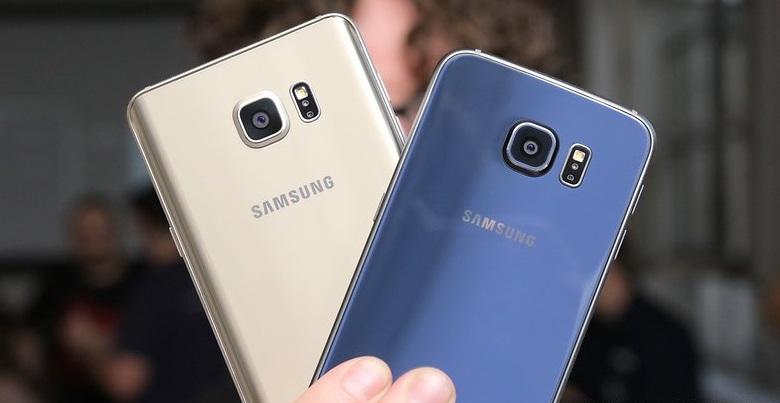 Galaxy Note 5 ve Galaxy S6 için sürpriz güncellemeler!