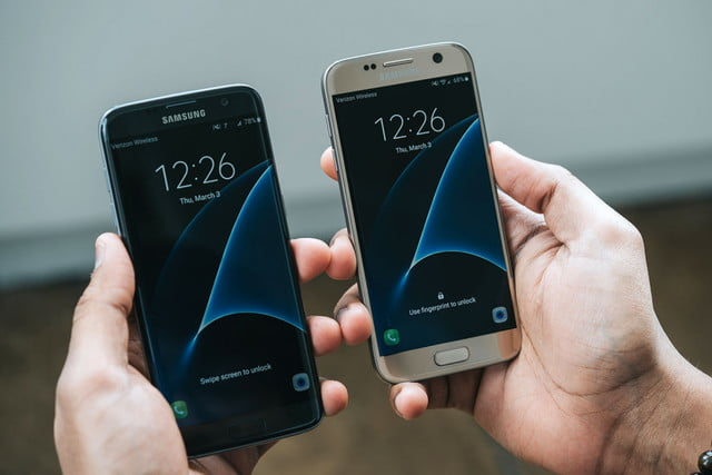 Samsung Galaxy S7 ve Galaxy S7 edge için bir güncelleme daha!
