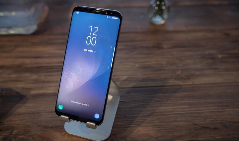 Samsung Galaxy S8 için sürpriz güncelleme!