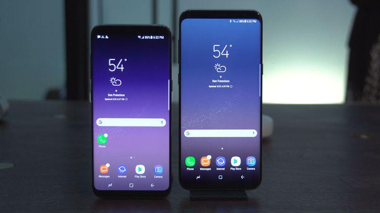 Galaxy S8 ve Galaxy S8 Plus kameralı şimdi çok daha iddialı