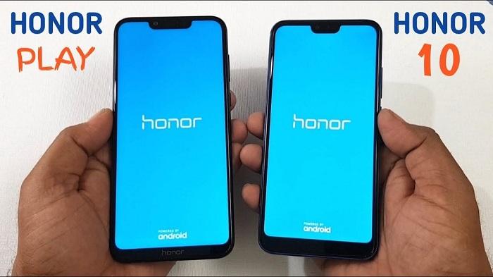 Honor Play ve Honor 10