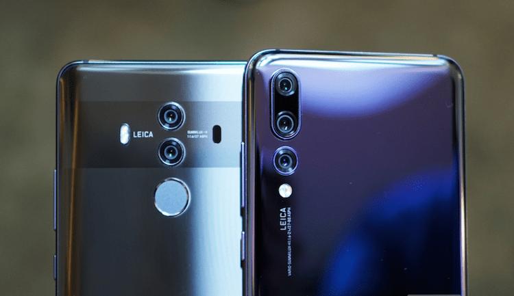 Huawei P20, Mate 10, Honor 10 Android 9 güncellemesi için önemli hamle