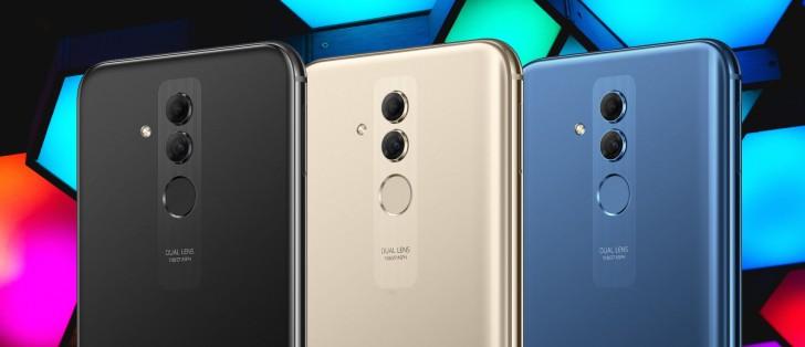Huawei Mate 20 Lite yeni bir güncelleme alıyor