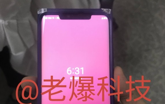 Huawei Mate 20 Pro hayal kıran ekran çentiği ile karşımızda!!!